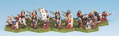 Dark Elf Spearmen (32)
