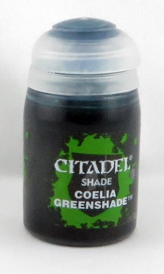 Coelia Greenshade (SHADE) 24ml