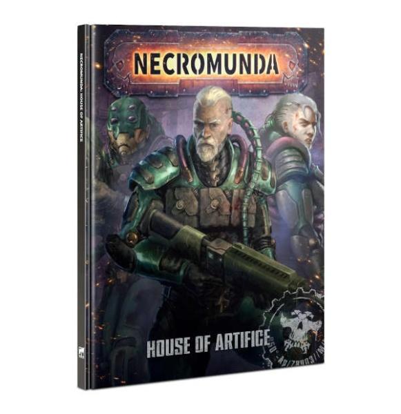 Necromunda: House of Faith ENGLISCH