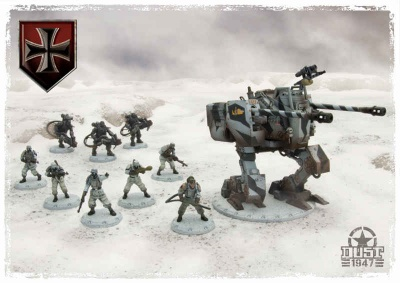 BATTLE FOR ZVEROGRAD Axis/Allies (2 player starter set for n