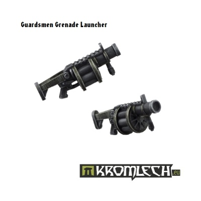 Guardsmen Grenade Launcher (5)