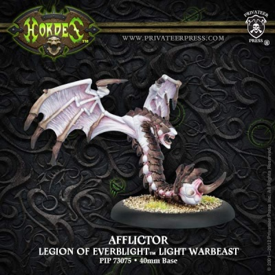 Legion of Everblight Afflictor