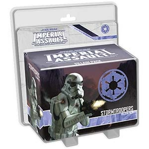 Imperial Assault - Stormtroopers Villain Pack