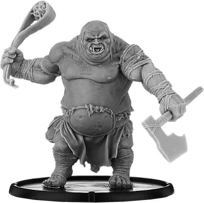 Feargus, Fir Bholg Hurler Warrior