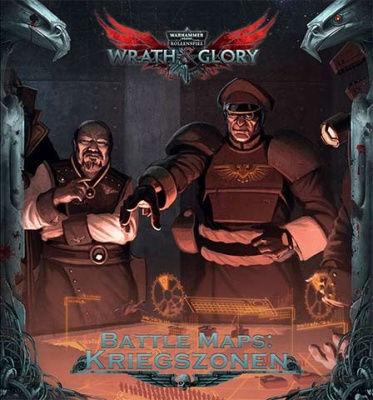 WH40K: Wrath & Glory - Battlemaps Kriegszonen