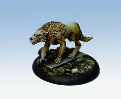 Black Wolf (HOR) (OOP)