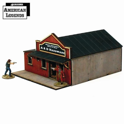 A&D Hardware Store