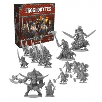 Troglodytes Enemy Box - EN