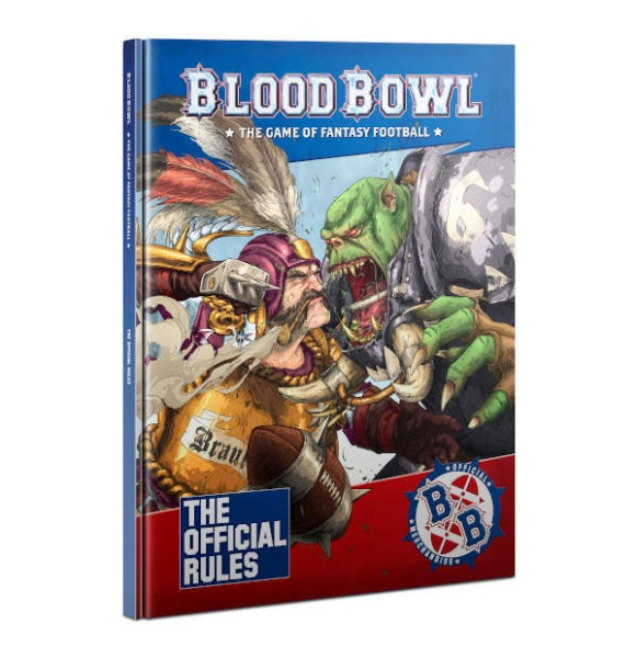 Blood Bowl: Rulebook ENGLISCH