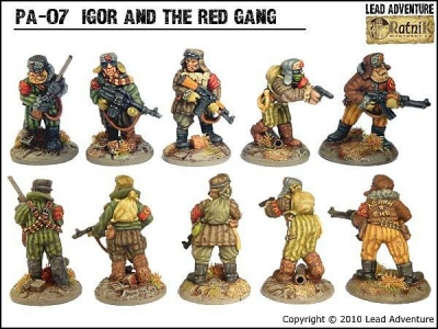 Igor and the Red Gang (5)