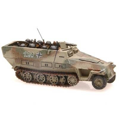 Sd Kfz 251/1D, /10D (3.7cm)