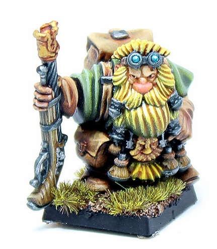 Dwarf Engineer #2