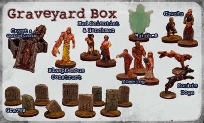 Graveyard Starter Box