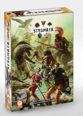 Stygmata, the role playing game