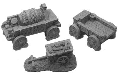 Karre und Wagen