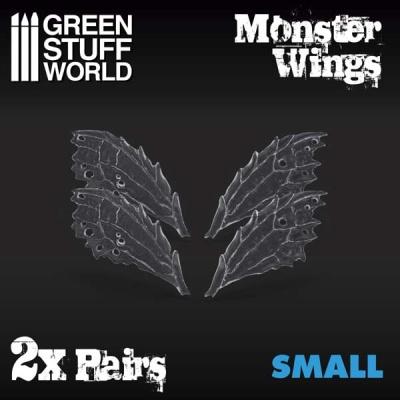 Resin Monster Wings - Small (2)