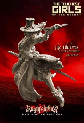 The Huntress (Sisters - Fantasy)