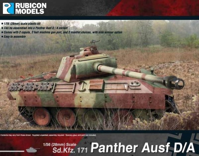 Panther Ausf D/A