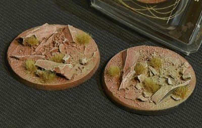 Badlands Bases - Round 60mm (2)