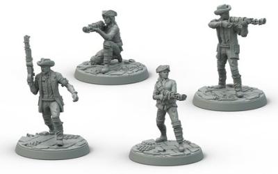 Survivors: Minutemen Posse