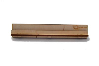 Board Game Card Holder Wooden - Basic L (Munchkin)