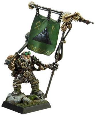Erec One-Arm, Dwarf of CÓrn Corm