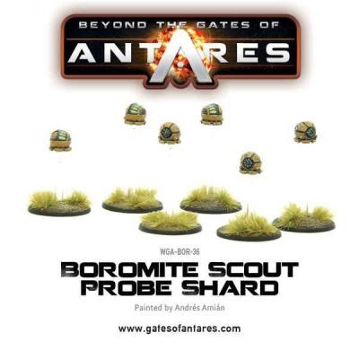 Boromite Scout Probe Shard
