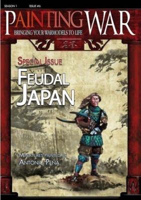 Painting War 6: Feudal Japan