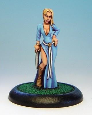 Inge - Human Sorceress