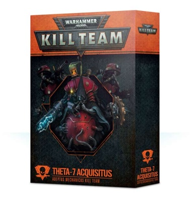 Kill Team: Theta-7 Acquisitus