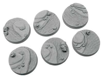 Deep Water Bases, Round 40mm (2)