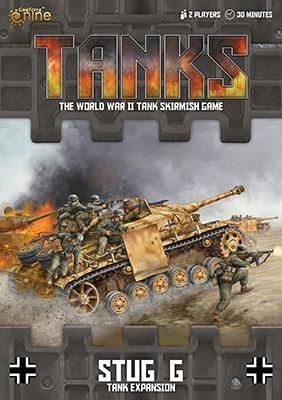 German StuG G Tank Expansion