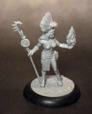 Coszcatl - Sorceress of Xibalba