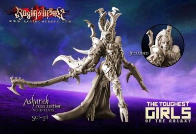 Asharah, TGG2 Edition (VE - SF)