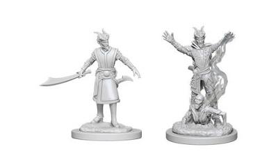 D&D: Male Tiefling Warlock (2)