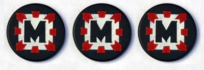 Mishima Objective Markers (3)
