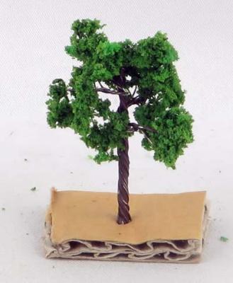 Modellbäume Kiefern 4cm, 1/400 (50)