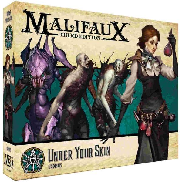 Malifaux (M3E): Under Your Skin