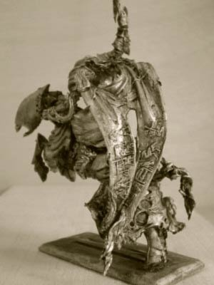 Berittener Gruftkönig