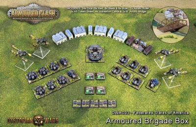 Federated States Armoured Brigade Box