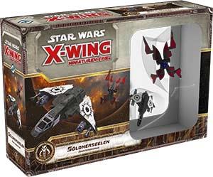 Star Wars: X-Wing - Söldnerseelen Erweiterungspack DEUTSCH