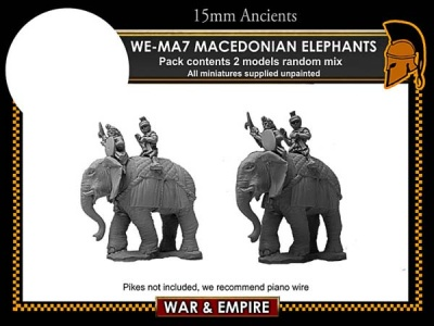 Macedonian Elephants
