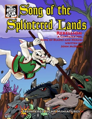 Songs Of The Splintered Lands