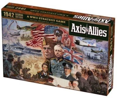 Axis & Allies 1942 engl. (2nd Edition)