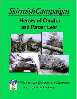 SkirmishCampaigns: Normandy'44-Heroes of Omaha and Pz Lehr