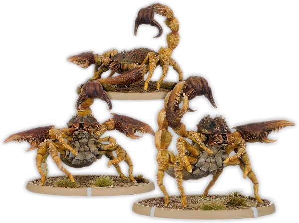Vul II Tykho, Skorpion Minor Vulgus (3)