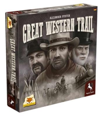 Great Western Trail (deutsch)