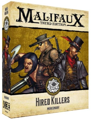 Malifaux (M3E): Hired Killers