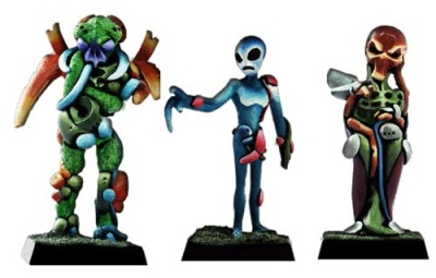 Die Außerirdischen (3)