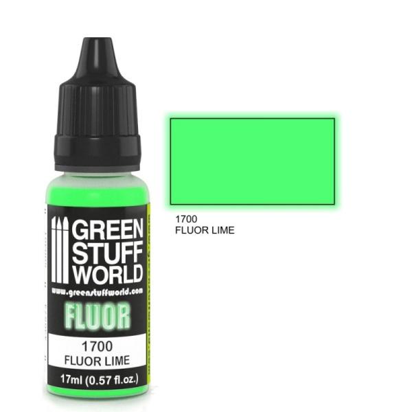 Fluor Paint GREEN